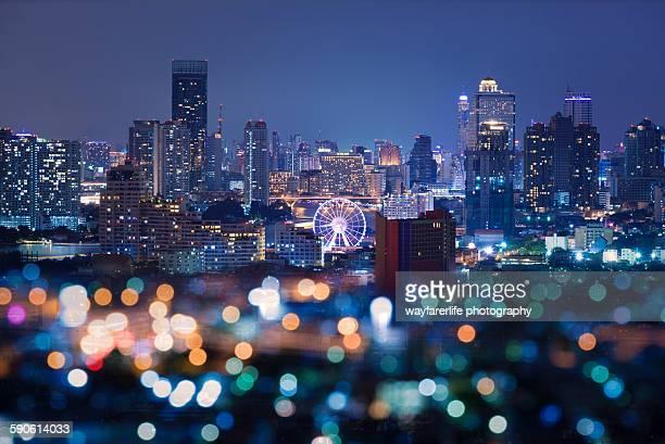 The Eye of Bangkok, Thailand