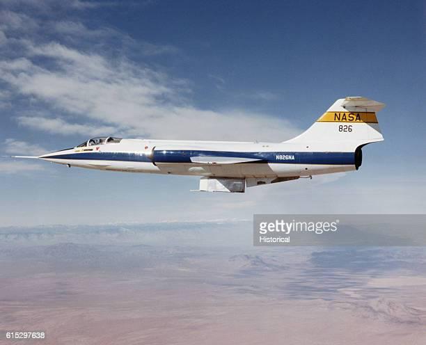 nasa f-104a - photo #33