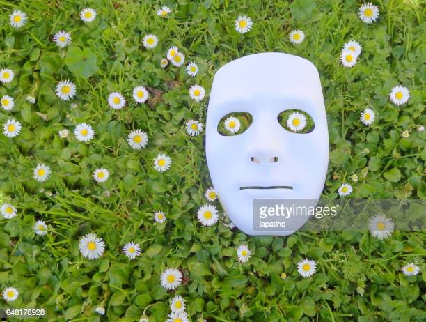 The face of spring