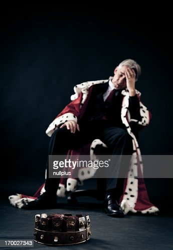 the failed business king