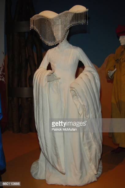 The Fall attends LACMA Costume Council exclusive preview of FIDM's 17th Annual Art of Motion Picture Costume at Fashion Institute of Design and...