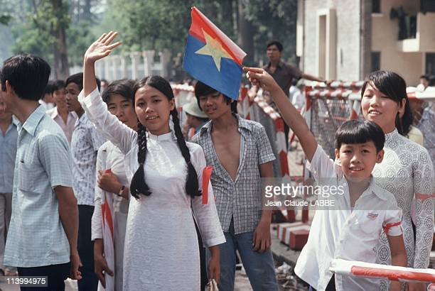 The Fall of Ho Chi Minh Vietnam in April 1975Students