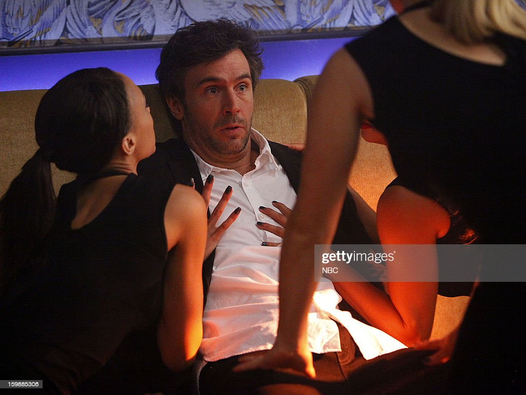 SMASH 'The Fallout' Episode 202 Pictured Jack Davenport as Derek Wills