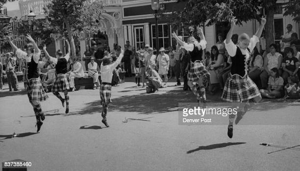 The famed Scottish sword dance will be part of 12th annual Rocky Mountain Highland games on Saturday in Golden Credit Denver Post