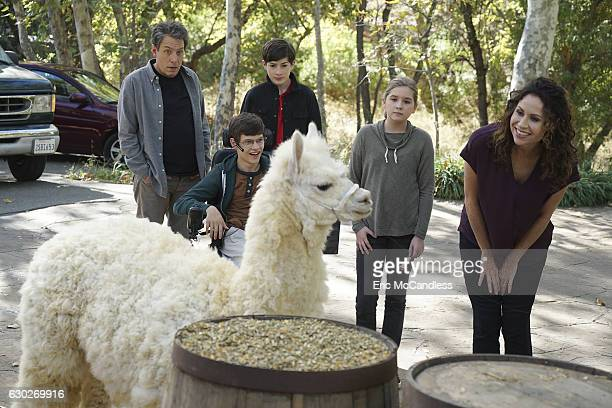 SPEECHLESS 'ROROAD TRTRIP' The family goes on an annual impromptu family road trip but Ray has something in store which angers Maya when she finds...