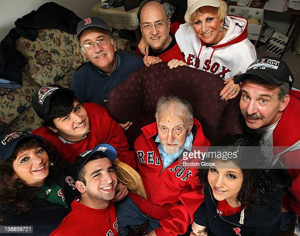 The family of soontobe 100yearold Charles Gilbert wants him to throw out the first pitch on his birthday which is the same day Fenway Park celebrates...