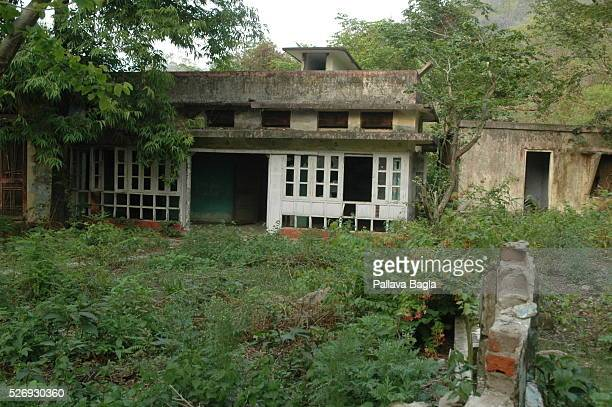 The famous band Beatles spent several days at this Ashwarm in 1968 today the meditation camp has been acquired by the Indian government and the...