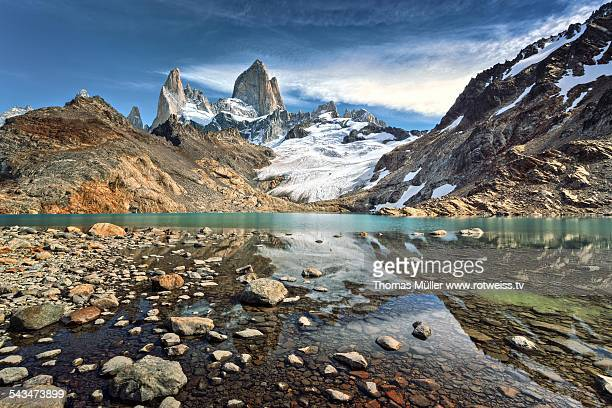 The famous Fitz Roy
