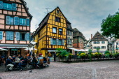 CONTENT] The famous Part of Colmar in the french Alsace called petit venice