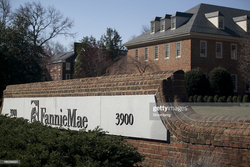 The Fannie Mae headquarters stands in Washington, D.C., U.S., on Tuesday, April 2, 2013. Fannie Mae, the mortgage financier seized by U.S. regulators during the credit crisis, reported the largest annual profit in company history as a housing rebound helped the firm stop drawing federal aid. Photographer: Andrew Harrer/Bloomberg via Getty Images