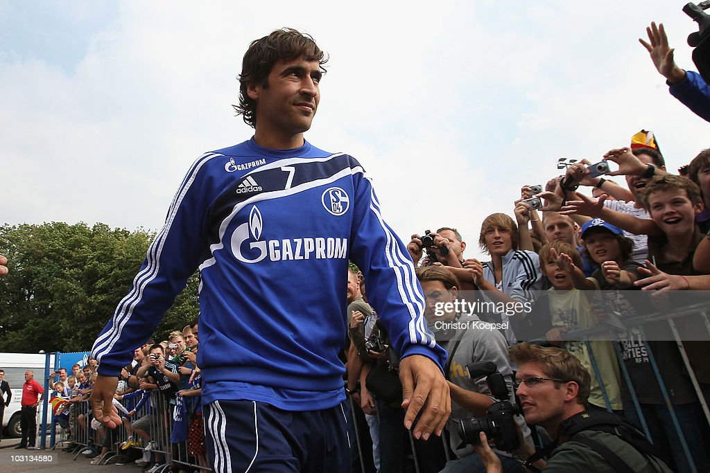 FC Schalke 04 - Training Session