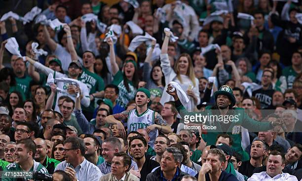 The fans were vocal all night but it wasn't enough to put the Celtics over the top The Boston Celtics hosted the Cleveland Cavaliers for Game Three...