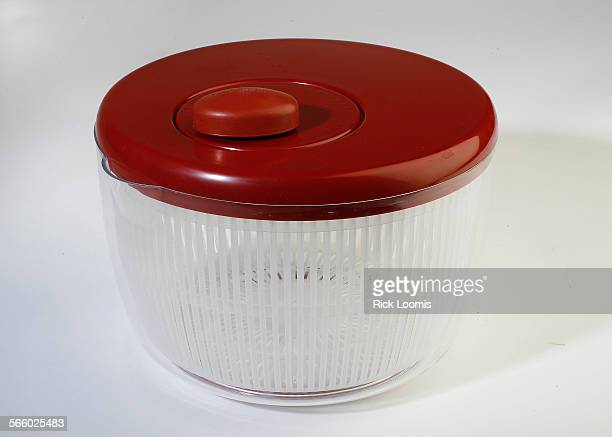 The Farberware salad spinner for the Tool Dept