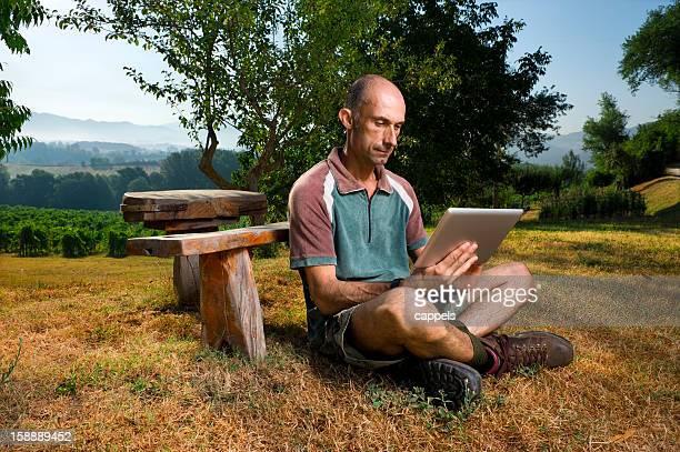 Le Farmer'de Today.Color Image