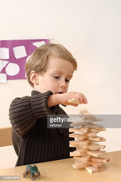 La fascinante effet de jouets
