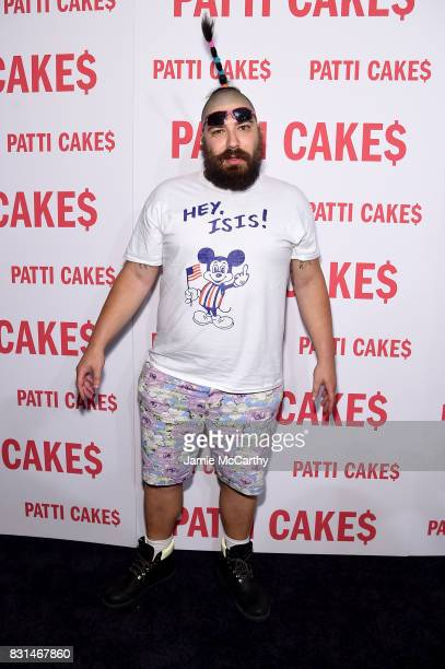 The Fat Jew attends the 'Patti Cake$' New York Premiere at The Metrograph on August 14 2017 in New York City