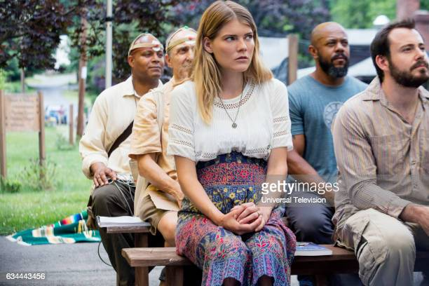 THE PATH 'The Father and the Son' Episode 203 Pictured Emma Greenwell as Mary Cox
