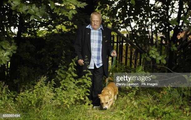 The father of murder victim John Devine also called John with Chico the dog in Glasgow's Cowlairs Park where John's body was discovered