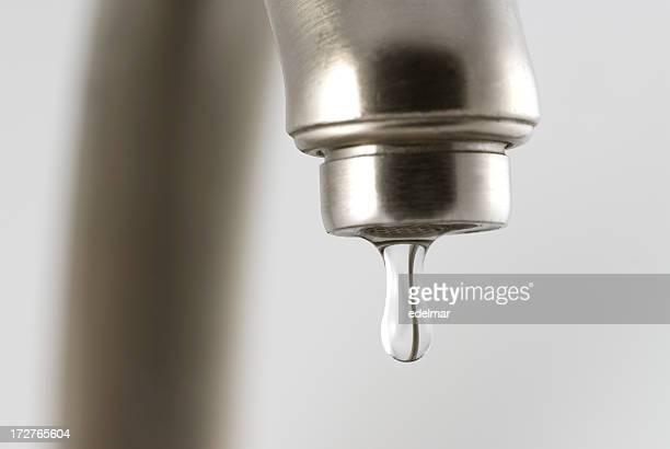 Der Wasserhahn Drips