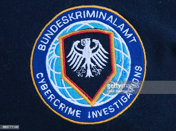 The Federal Criminal Investigation in Wiesbaden provides federal situation report cybercrime 2015 Logo Cybercrime Investigations