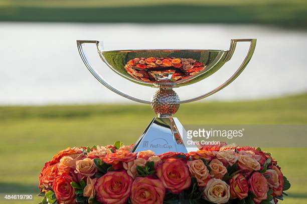The FedExCup at East Lake Golf Club on August 12 2015 in Atlanta Georgia