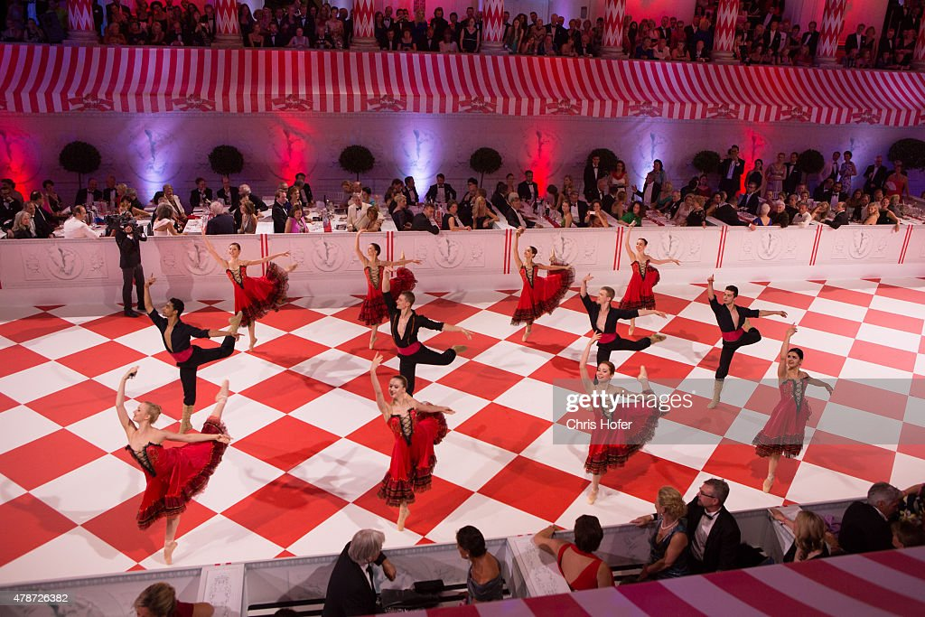 the Fete Imperiale 2015 on June 26 2015 in Vienna Austria