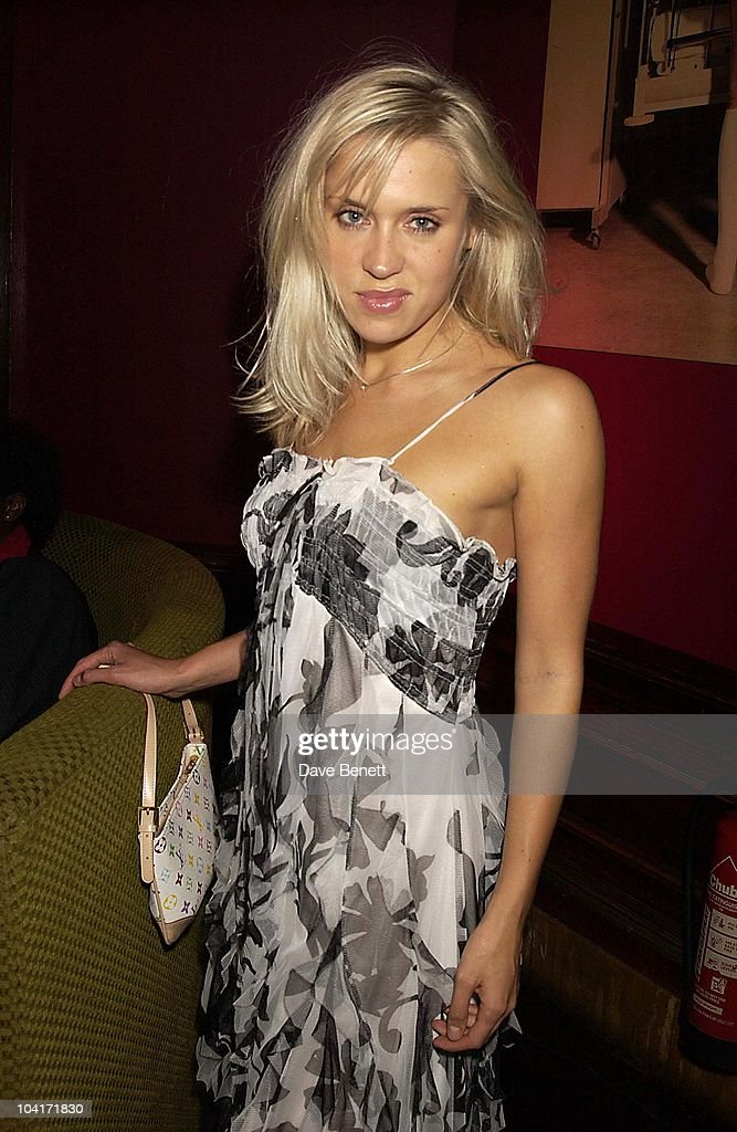 The Fighting Temptations Premiere After, Party At The Alantic Bar, London 053305, Beth Cordingly