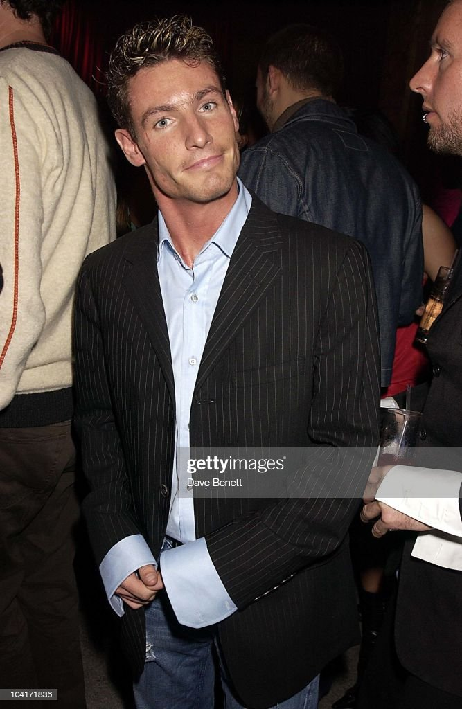 The Fighting Temptations Premiere After, Party At The Alantic Bar, London 053305, Dean Gafney