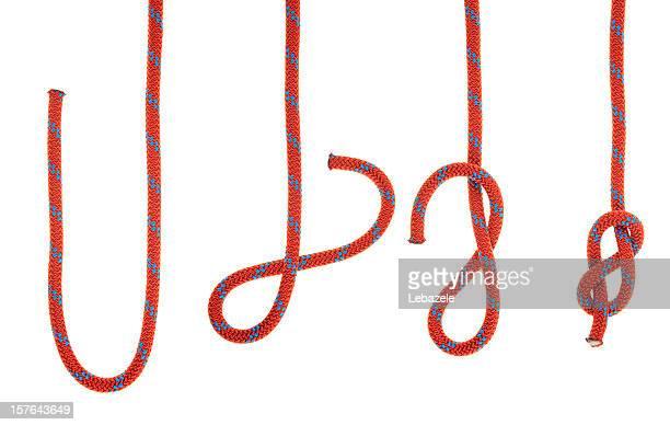 Die Zahl 8 Knoten