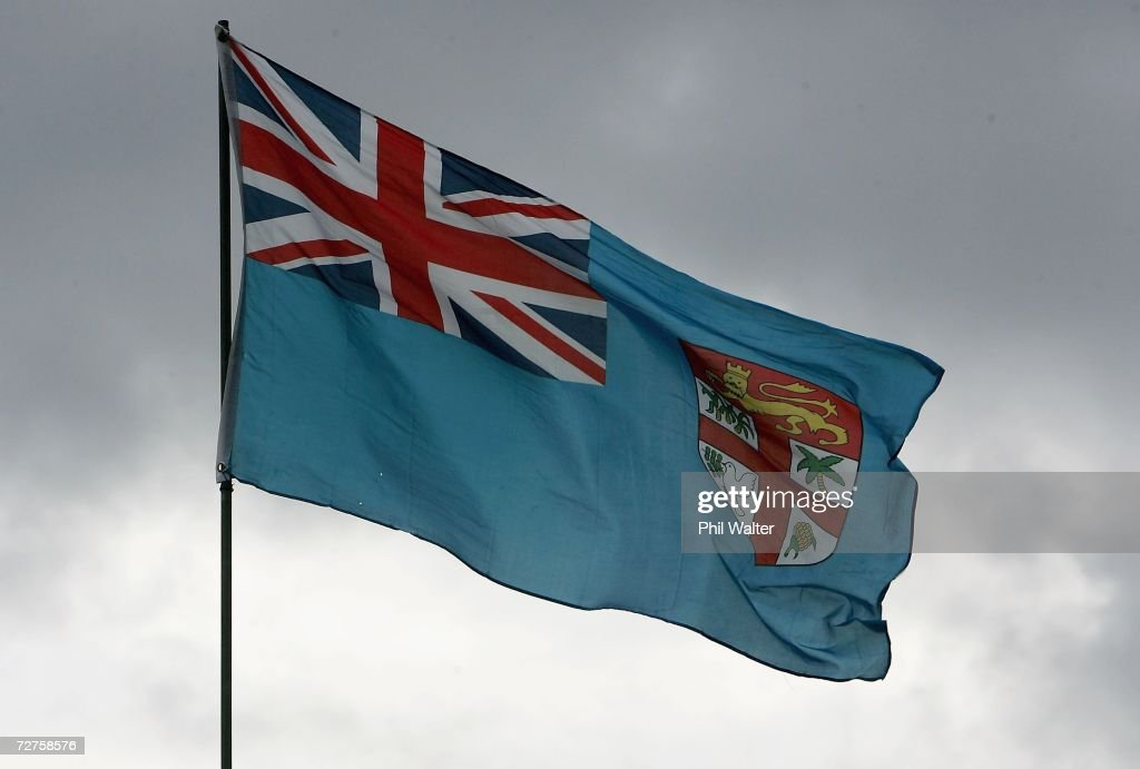 The Fijian flag is pictured on December 7 2006 in Suva Fiji Fiji is expected to be removed from the Commonweath following its fourth coup in twenty...