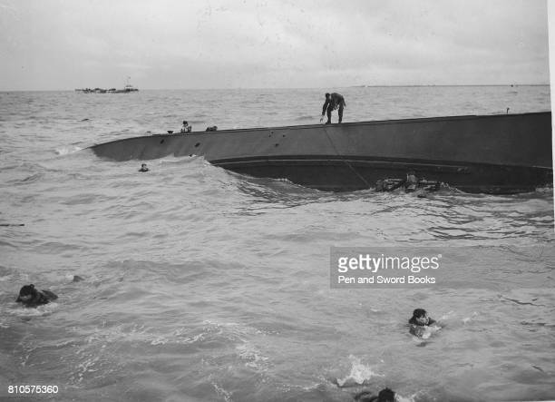 The final phase of the battle to free the approaches to the Belgium Port of Antwerp Began on when the Royal Marine Commandos landed at dawn at...