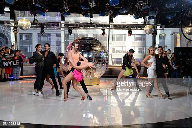 AMERICA The finalists and winners of this season's 'Dancing With The Stars' join in the After Party at GOOD MORNING AMERICA 5/25/16 airing on the ABC...