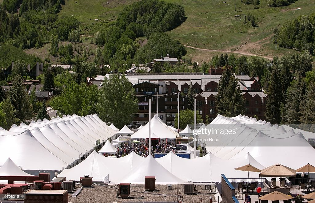 The first Aspen Food Wine Classic Grand Tasting gets underway on June 14 in Aspen Colorado The 31st Annual Food Wine Classic brings together the...