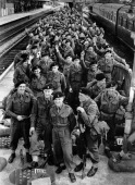 The First Batallion Of The Royal Regiment From Norfolk Was Getting Ready To Leave For Corea On August 30 1951