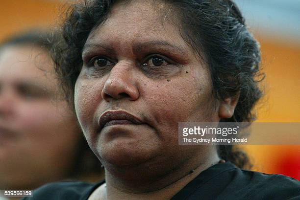 The first Day of the Coronial Inquest into the death of Indigenous Palm Island local Cameron Doomadgee held inside the newly completed PCYC Club on...