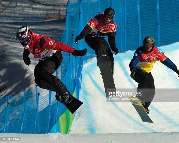 The first ever Men's Snowboard Cross took place at this year's Olympics American Seth Wescott won the Gold Slovakian Radoslav won the Silver and...