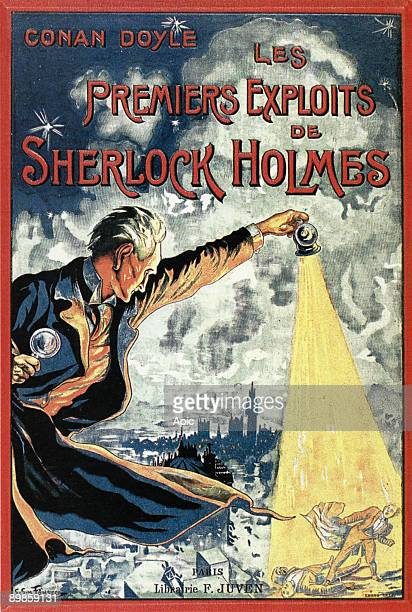an analysis of detective story sherlock holmes by arthur conan doyle Free essay: an analysis of the detective genre sherlock holmes, is a fictional yet convincing character created by sir arthur conan doyle with plots.