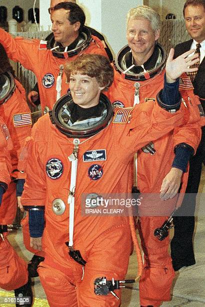 Eileen Collins Stock Photos and Pictures | Getty Images