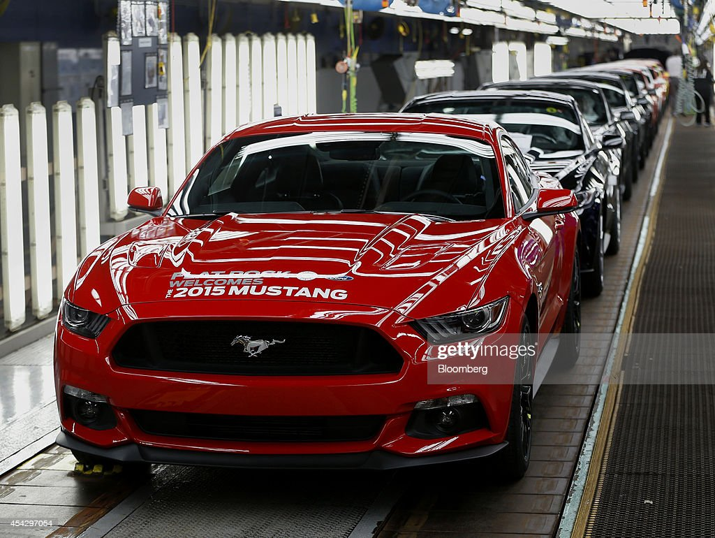 ford motor co begins production of first mustang to be sold worldwide. Cars Review. Best American Auto & Cars Review