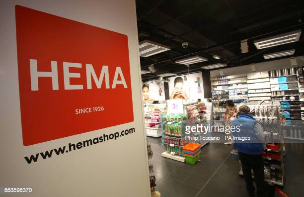 The first Hema shop in the UK opens in Victoria Place in central London