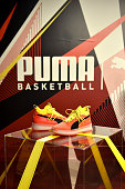 PUMA Re-Enters Basketball Category With First Look At...