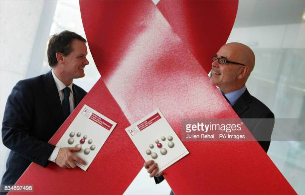 The first national report on HIV related stigma and discrimination was launched by Minister for Overseas Development Peter Power and Ciaran McKinney...
