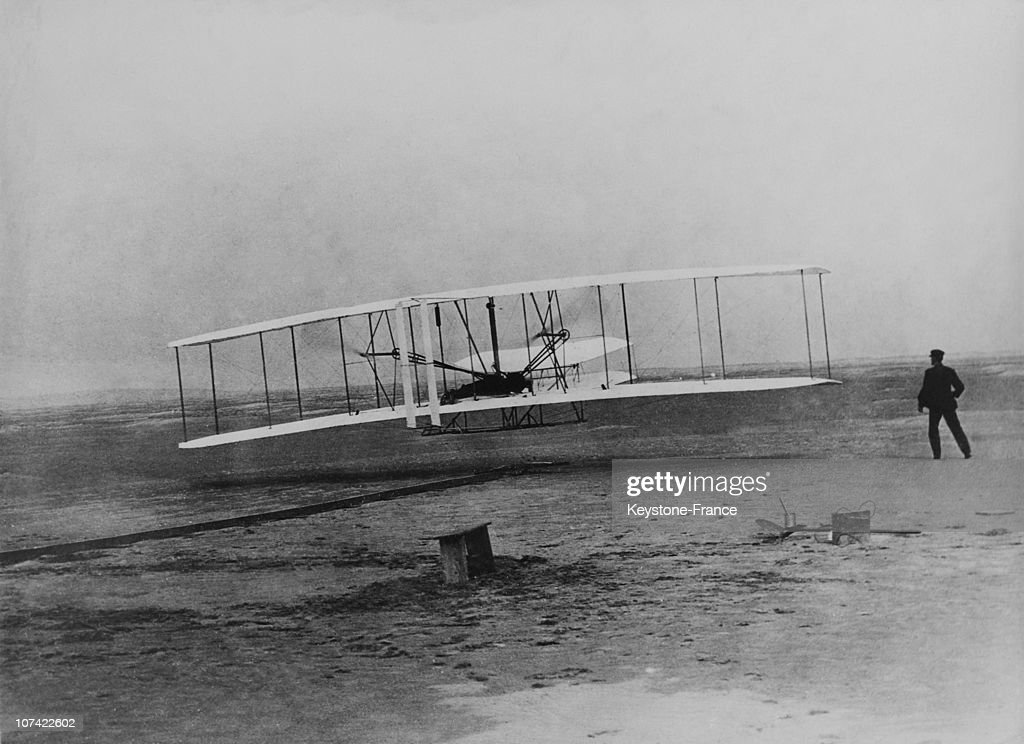 how the wright brothers worked to create the first flying plane Today, we fly using technological advances that the wright brothers only could  have  this photograph shows the first powered, controlled, sustained flight   people realize how much work and preparation it takes to ensure passenger  safety.