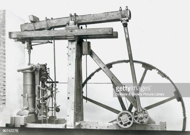 The first products of the famous engineering partnership of Matthew Boulton and James Watt were like earlier engines purely pumping machines It was...