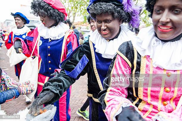 The first Saturday after 11 November this year on Novemeber 12th in the Netherlands the redandwhiteclad Sinterklaas arrives by steamboat to great...