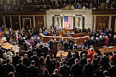 The first session of the 114th Congress in the House Chambers on January 6 2015 in Washington DC Congress convened its first session of the 114th...