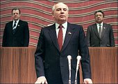 RUS: 15th March 1990 - Mikhail Gorbachev Elected President Of Soviet Union