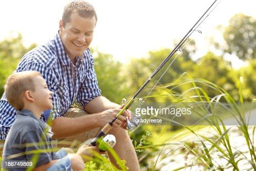 Os peixes são na sua forma, Filho