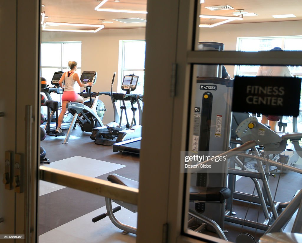 The Fitness Center at 150 Heard Street the newest apartment complex to open from One North of Boston which has built a complex of apartments in...