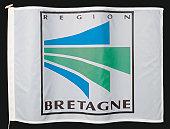 The flag of Bretagne